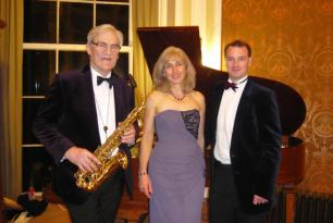 Music Deco Trio at the Sidholme Hotel