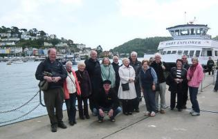 Round robin trip to Dartmouth and back