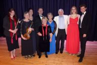 P1040791 Entire ensemble - Sidmouth Lions Club 40th Anniversary Concert 14.05.16